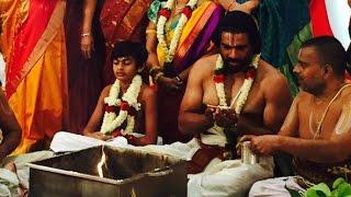 Watch Madhavan Son Vedanth Upanayanam Function held in Chennai Red Pix tv Kollywood News 28/Aug/2015 online