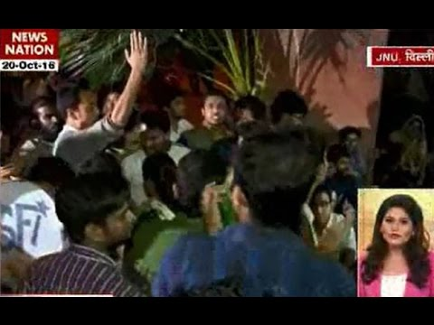 Speed News@ 8am, October 20: JNU Student missing row