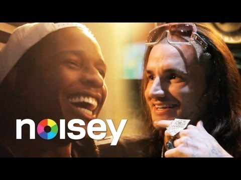 A$AP Rocky X Riff Raff ft. A$AP Yams - Back & Forth - Episode 19 Part 2/2