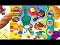 Play-Doh Breakfast Time Toy Review - How To Make Breakfast w/ Play Dough Food