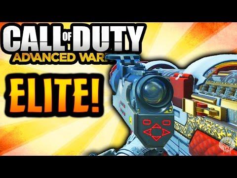 "COD Advanced Warfare: ELITE MAHEM! ""Bull"" - Launcher Rare Supply Drop Weapon (Call of Duty AW) - unknownplayer03"