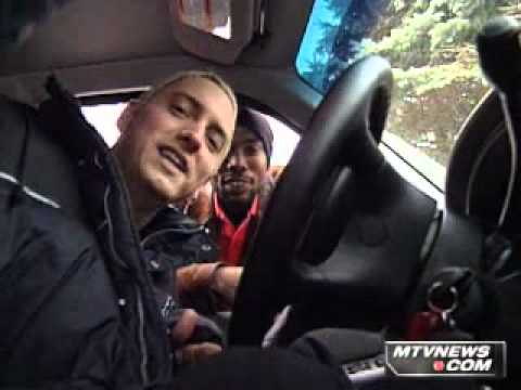 Eminem & Proof Stereo Car Freestyle BEST QUALITY