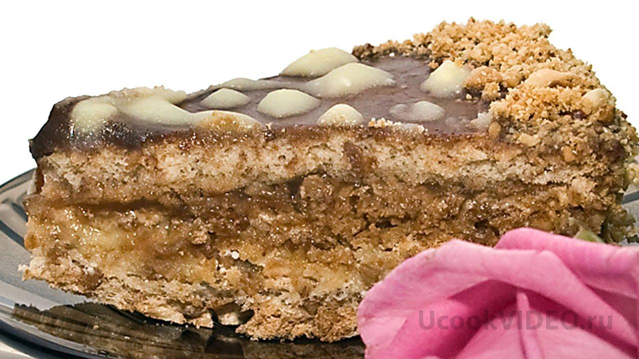 Торт эстерхази рецепт от бабушки эммы
