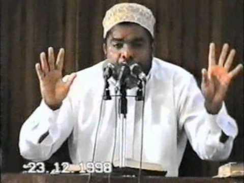 Sheikh Naasor BACHU - MAMBO YASIYO BATILISHA SAUM