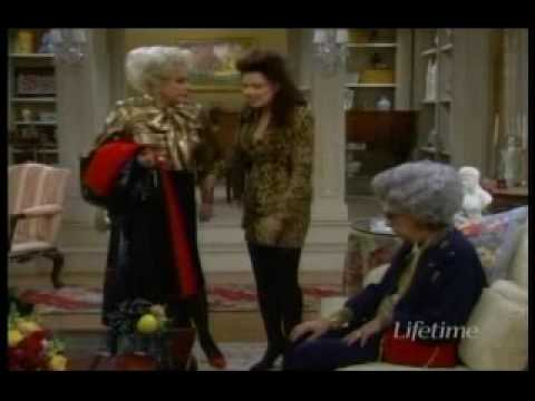 The nanny - Yetta-s funniest moments (part 1)