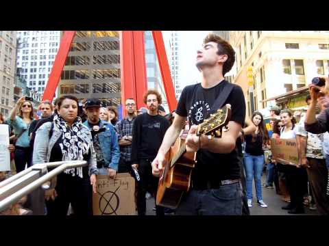 Anti-Flag @ Occupy Wall Street