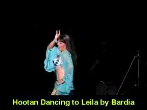Hootan dancing to gheri music