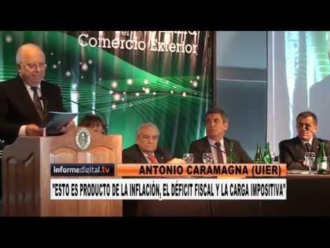 <b>Jornadas de la Uier.</b> Urribarri dio marcha atr�s con el impuesto a industriales