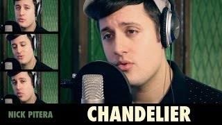 Sia - Chandelier - Nick Pitera (Stripped Down Piano Cover)