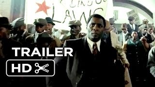 Mandela: Long Walk To Freedom Official Trailer (2013) - Idris Elba Movie HD