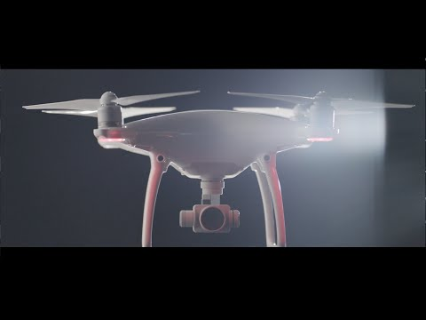 DJI - Introducing the Phantom 4