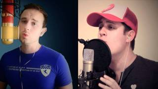 Talking To The Moon Bruno Mars (cover) Nick Pitera and J Rice