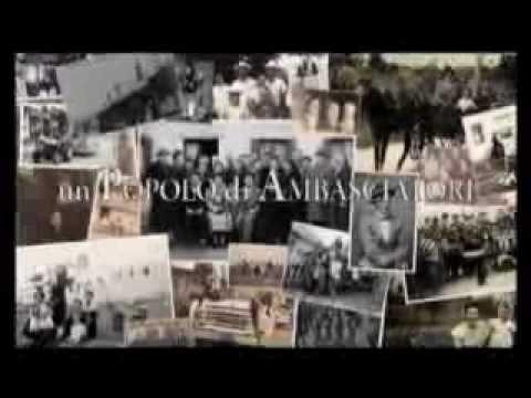 Un popolo di ambasciatori - trailer