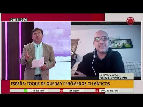 Fenómenos climáticos y toque de queda: Cómo se vive el invierno en España