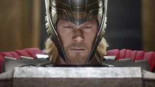 Thor: God of Thunder - CGI Prologue Trailer