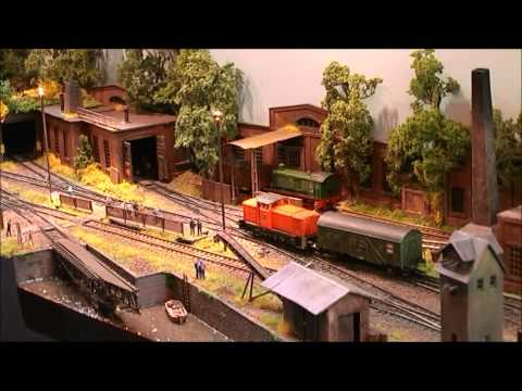 Compilation of European Model Train Layouts #2