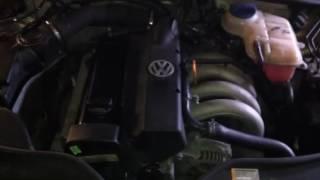 ДВС (Двигатель) Volkswagen Passat B5 Артикул 900042674 - Видео