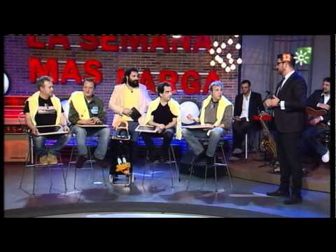 La Semana Más Larga 87 - 02 - Entrevista con Hombres G