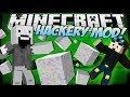 Minecraft | HACKERY MOD! (Glitches, Hacking, Cheats & More!) | Mod Showcase