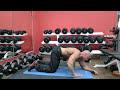 Фрагмент с середины видео Упражнение планка / Фитнес Тренер - Ярослав Брин / Мотивация для похудения