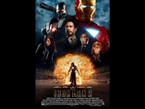 2010 - 2012 Super Hero movie trailers