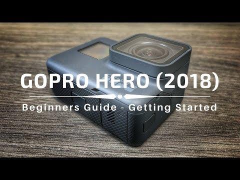 GoPro Hero (2018) Beginners Guide   Getting Started