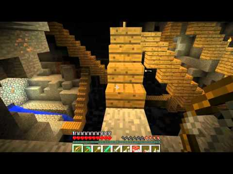 Minecraft!: Episode 18 - Mysterious Mine(craft) shaft - Part 2