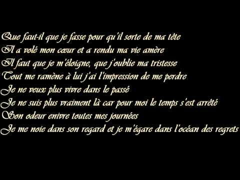 j essaye encore paroles kenza