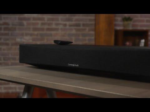 Cambridge Audio TV5 a decent soundbase choice
