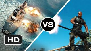 Battleship vs G.I. Joe: Retaliation - Which Movie Are You More Excited For?