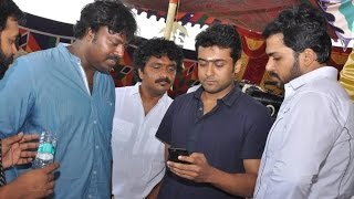 Watch Karthi, Surya at Kashmora Movie Pooja | Nayanthara, Sri Divya Red Pix tv Kollywood News 02/May/2015 online