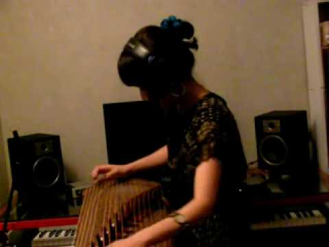 Steve Vai-Tender Surrender Gayageum ver. by LUNA
