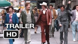 Anchorman 2: The Legend Continues Official Trailer (2013) - Will Ferrell Movie HD