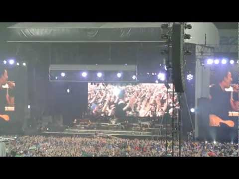 Bruce Springsteen - Firenze June 10 2012 - Twist and Shout