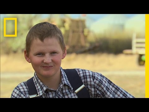 American Colony: Meet the Hutterites - Hunting