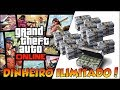 (PS3)GTA V ONLINE 1.09 - DINHEIRO ILIMITADO NO GTA 5 ONLINE