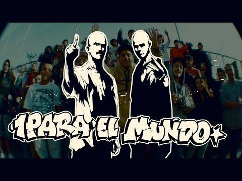Rap Argentino: 1 PARA EL MUNDO - B2 CREW (2012) Video Oficial en [HD]