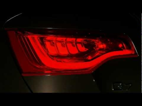 Audi visions OLED Technology