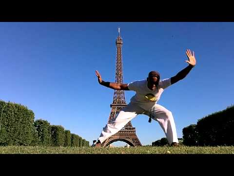 Vamos Capoeira 2011 - Brasil Holidays Paris