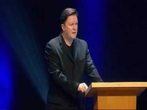 Ricky Gervais - Politics (Hitler interprets Nietzsche)