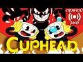 Фрагмент с начала видео ЗАПИСЬ СТРИМА от 08.10.17 ► Cuphead #6