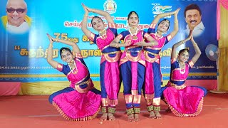 Dance performance by our students on Vijayadhasami function