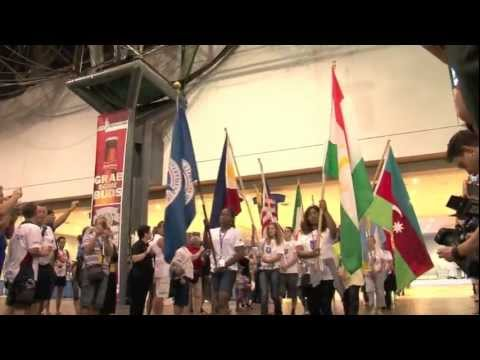 WPFG 2011 CLOSING CEREMONY PART 126/130 [ITV500]