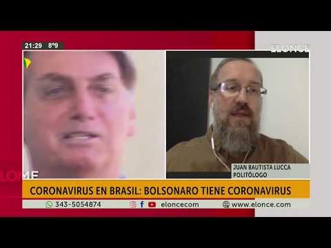La situación económica que vive Brasil y el apoyo que recibe Bolsonaro