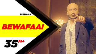 Bewafaai  Full Song  B-Praak  Gauhar Khan  Jaani  Arvindr Khaira Anuj Sachdeva Speed Records