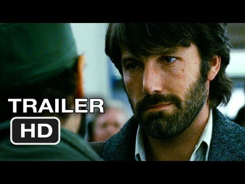 Argo Official Trailer #1 (2012) Ben Affleck Thriller Movie HD