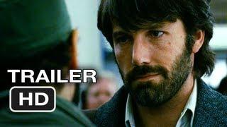 Argo Official Trailer #1 (2012) Ben Affleck Thriller Movie HD