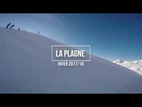 La Plagne Skiing Winter 2018 | Filmed in 4K with GoPro HERO 5 and GoPro Karma Grip