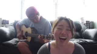 Sara Bareilles - I Choose You (acoustic cover) by Jennifer Chung ft. Andrew She