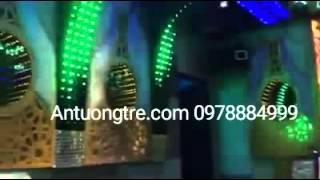Thiết kế phòng karaoke 2016, thiết kế karaoke đẹp, thiết kế phòng hát karaoke Antuongtre.com